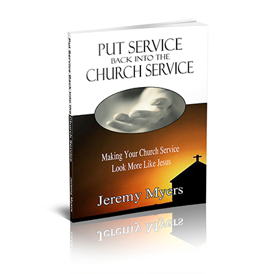 Put Service Back into the Church Service