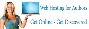 Web Hosting for Authors
