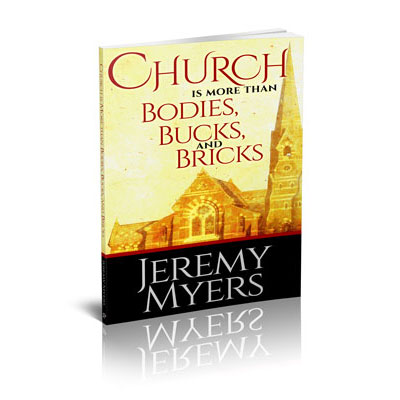 Church is More than Bodies, Bucks, and Bricks (Paperback)